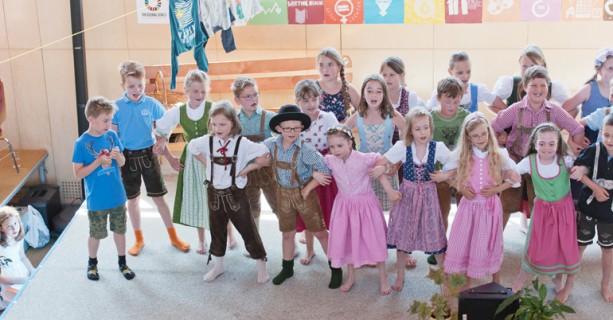 "Schulabschlussfest ""Echt steirisch - echt stylisch"""