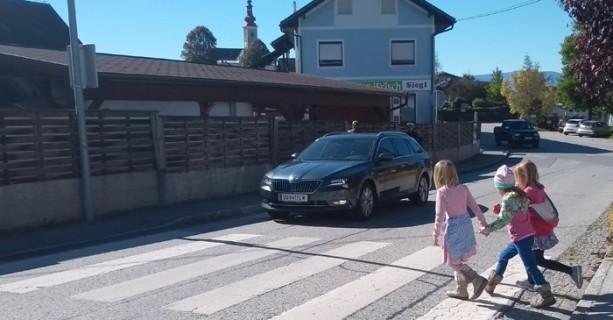 Die Polizei zu Besuch